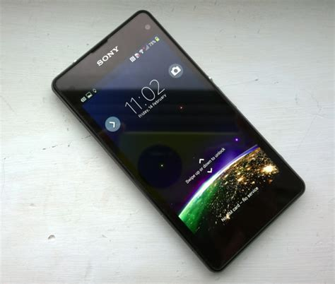 pattern lock z1 compact review sony xperia z1 compact