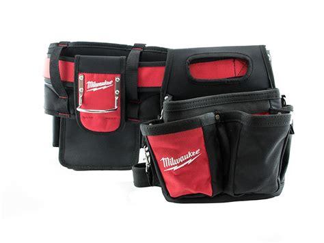 Milwaukee Adjustable Electricians Work Tool Belt 29 Pocket Pouch Tote milwaukee 48228110 electricians work belt