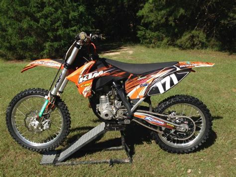 2009 Ktm 125 Sx For Sale 2009 Ktm 105 Sx For Sale On 2040 Motos