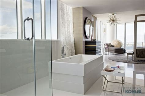 kohler bathrooms designs 17 best images about kohler bathroom ideas on pinterest miami post contemporary and plumbing