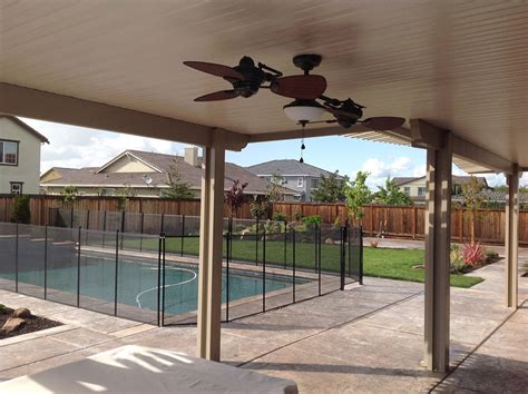 patio cover construction as idea and