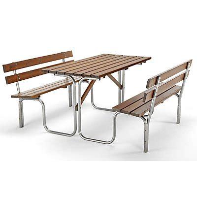 Tisch Sitzbank Kombination by Bank Tisch Kombination Tisch Und 2 Sitzb 228 Nke Gesamt