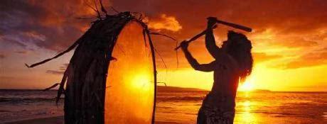 Kahuna Priest the hawaii kahuna priest and healer