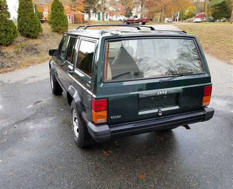 1994 jeep sport for sale no reserve 57k mile 1994 jeep sport for sale on