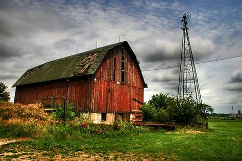 barn pics the industrialized landscape time and monuments this
