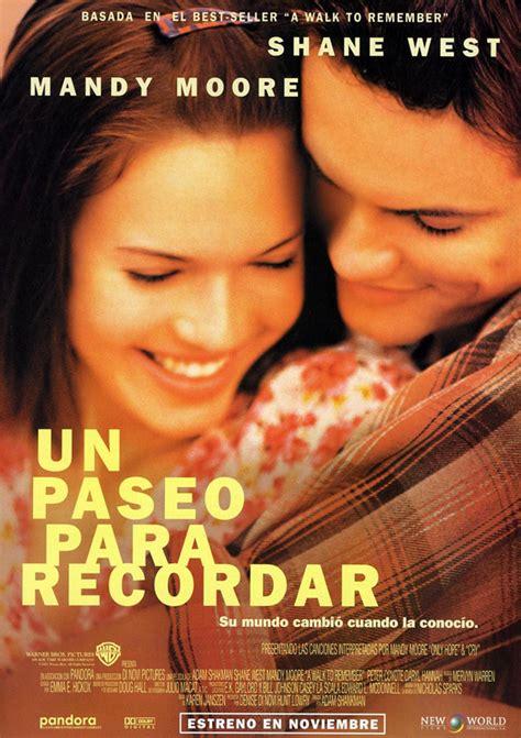 A Walk To Remember 2002 Review And Trailer by Un Paseo Para Recordar Pel 237 Cula 2002 Sensacine