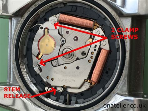 replacing kinetic capacitor seiko kinetic 5m62 0bl0 capacitor replacement with diy