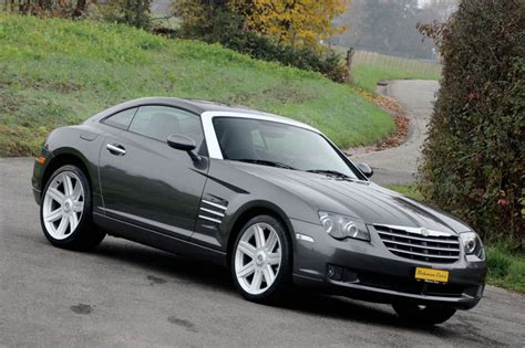 chrysler crossfire coupe chrysler crossfire 2003 2007 guide occasion