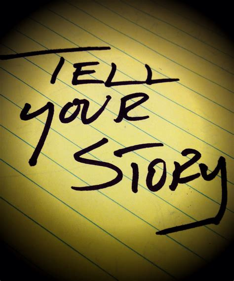 who was story tell your story writing damian gadal flickr