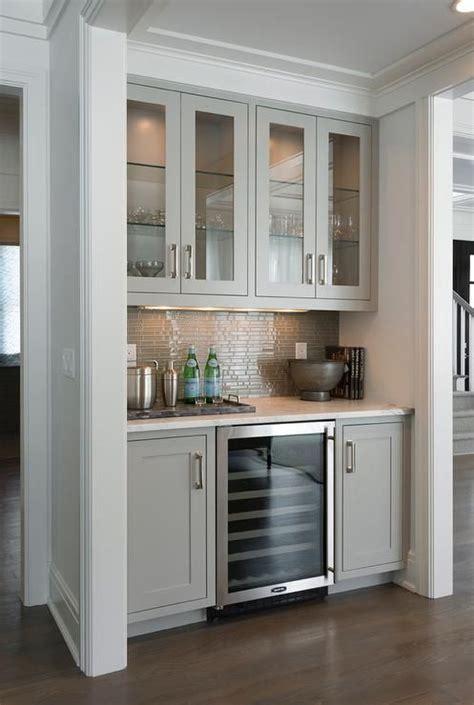 kitchen bar cabinet ideas 25 best ideas about wine fridge on wine