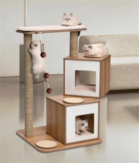 stylish cat tree choosing modern cat tree furniture modern furniture