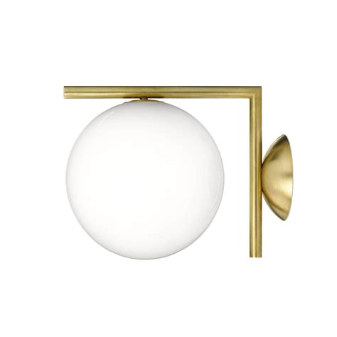 flos bathroom light ic wall light by flos