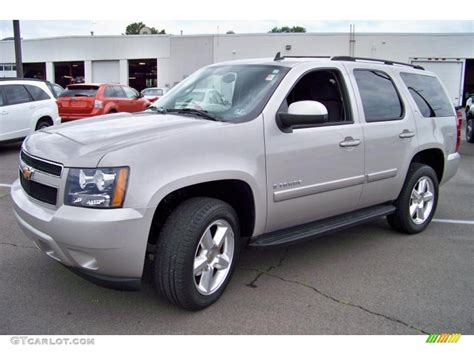2007 graystone metallic chevrolet tahoe lt 4x4 31426097 gtcarlot car color galleries