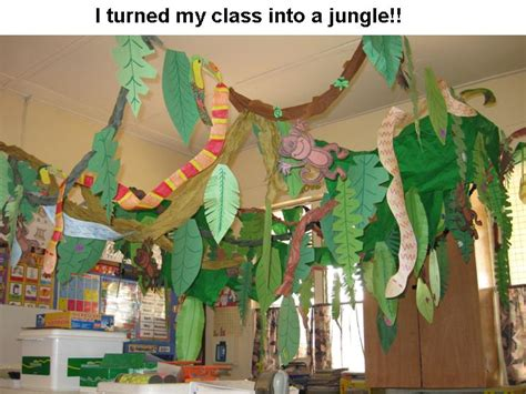 jungle theme classroom decorations help us our community s disappearing licensed for non