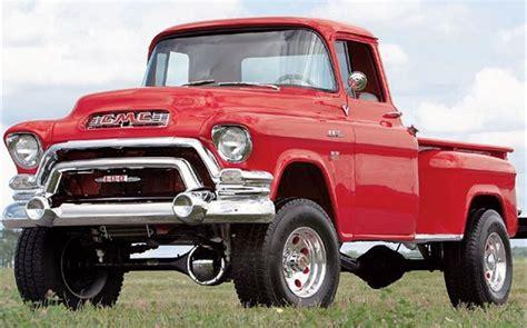 1955 gmc napco 4x4 chevy gmc trucks