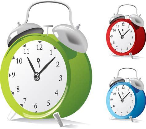 Alarm Vector clock alarm vector free vector 4vector