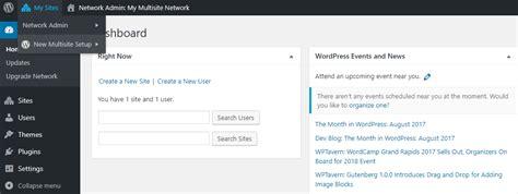 membuat wordpress multi user cara membuat multisite wordpress dan menggunakannya