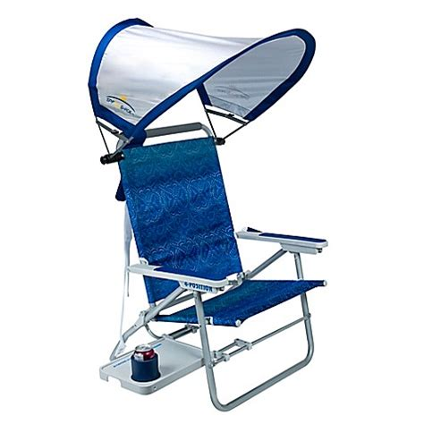 large chair with sunshade big surf chair with sunshade and slide table bed