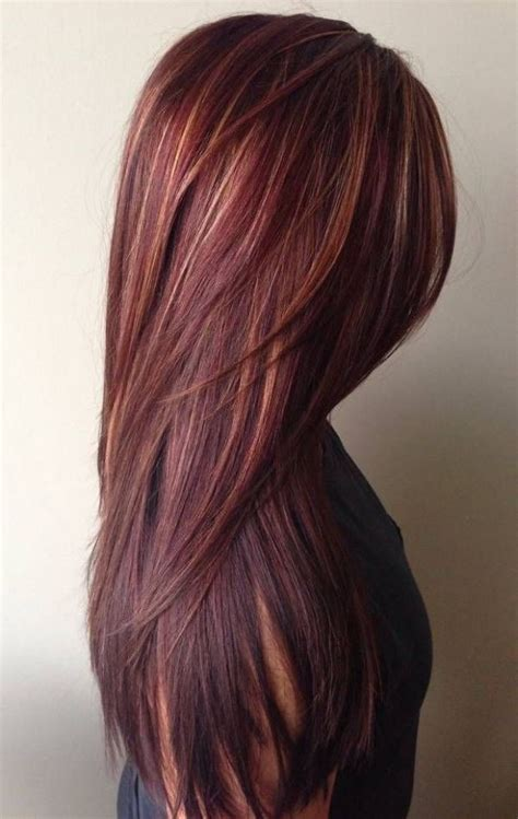 17 best ideas about red low lights on pinterest red 25 best ideas about fall hair colors on pinterest fall