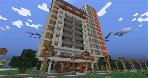 image gallery minecraft apartments