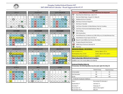 ccsd calendars