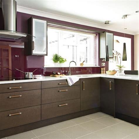 kitchen woodwork design 1000 images about brown kitchen walls on pinterest dark