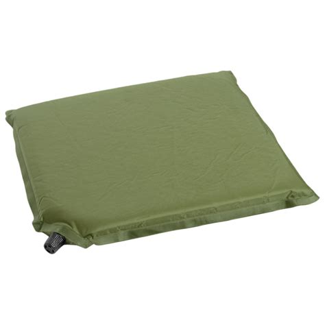Seat Mats by Mil Tec Self Seat Mat Olive Sleeping Gear