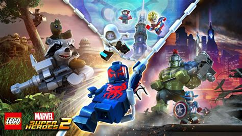 film marvel lego lego marvel super heroes 2 is heading our way live for films