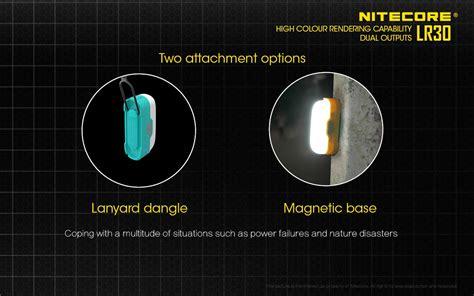 Nitecore Lu Gantung Led Lr30 205 Lumens nitecore lu gantung led lr30 205 lumens yellow jakartanotebook