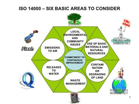 iso 14062 design for environment iso14000 awareness programme slide show by eashwer