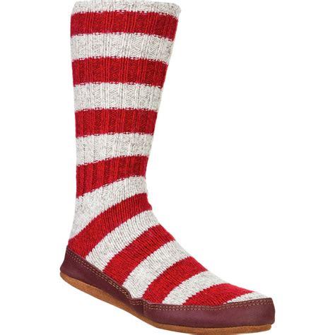 sock slipper acorn slipper sock s backcountry