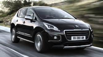 Peugeot 3008 Pictures 2015 Peugeot 3008 Pictures Information And Specs Auto