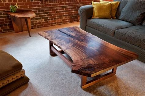 log coffee table plans wooden  restoration hardware