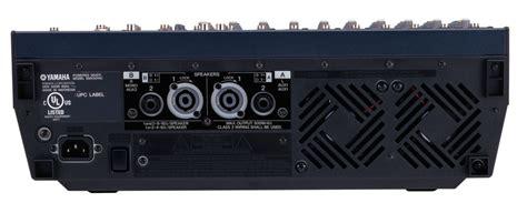 Mixer Yamaha Emx5014c yamaha emx5014c 500w 14ch powered mixer