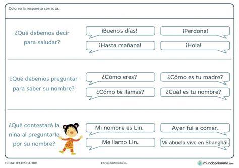 preguntas frecuentes en ingles con respuesta ficha de preguntas y respuestas para primaria