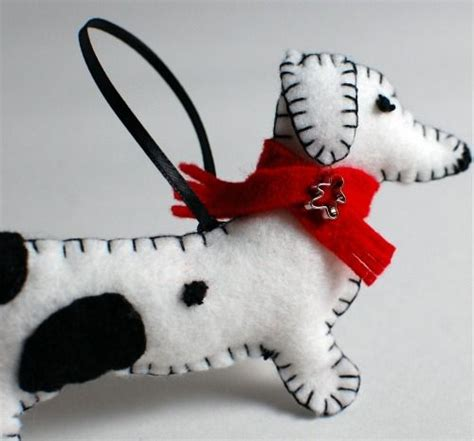 wiener dog ornament tutorial fun stuff to make and give