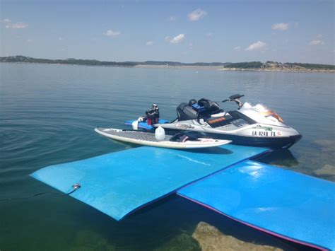 Ifloat Water Mat by Ifloats Sales Rentals Lake