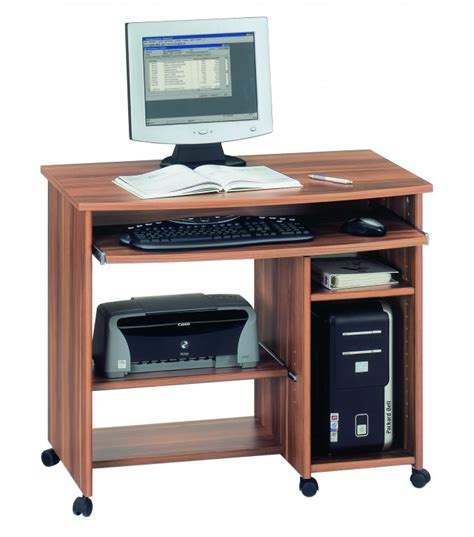 bureaux pour ordinateur bureau pour ordinateur noyer bon prix en ligne