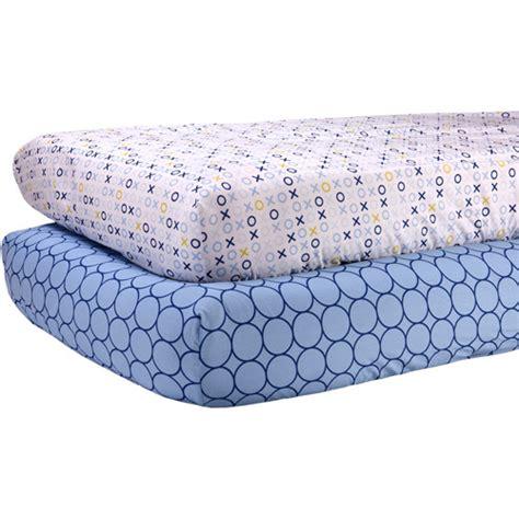 Walmart Crib Sheets simply baby boy crib sheets 2 pack walmart