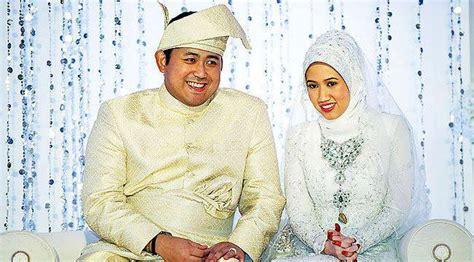sultan kelantan kahwin warisan permaisuri melayu istiadat perkahwinan diraja