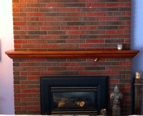 Best Paint For Fireplace Brick by Painting A Brick Fireplace How To Paint Brick White
