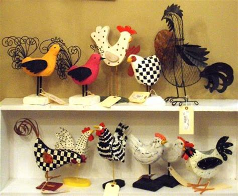 kitchen decor with roosters country home kitchen decor and