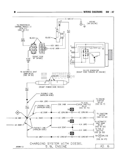 1993 dodge w150 wiring diagram get free image about