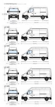 Vauxhall Dimensions New Movano Across The Uk Drive Vans