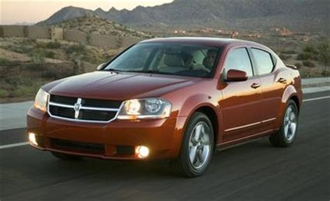 2008 dodge avenger r t rants and raves car and driver