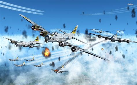 Boeing B-17 Flying Fortress Wallpapers B 17 Flying Fortress Wallpaper