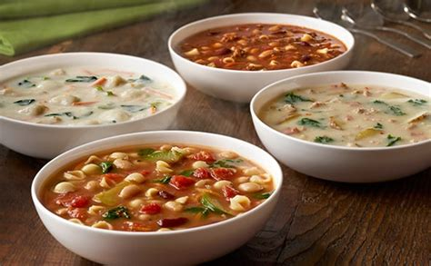 olive garden soup soups lunch dinner menu olive garden