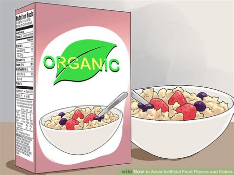 flavors and colors 4 ways to avoid artificial food flavors and colors wikihow