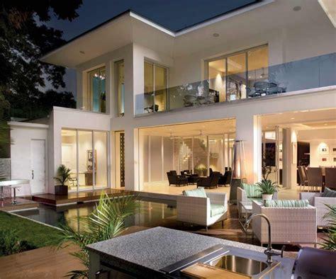 outdoor spaces enhance entertaining phil kean design group