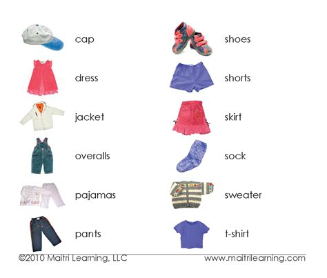 clothing vocabulary english vocabulary clothes newhairstylesformen2014 com